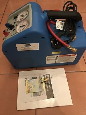 Refrigeration Recovery Unit