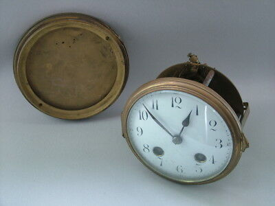 Antique French 8 day Clock.