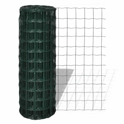 Euro Fence 25 x 1.5 M With 100 x 100 Mm Mesh