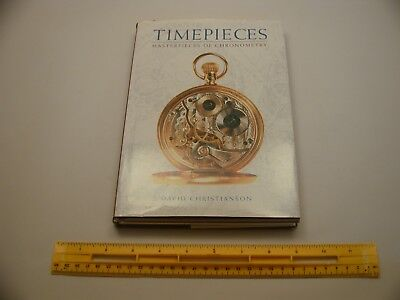 Book 605 – Timepieces: Masterpieces of Chronometry