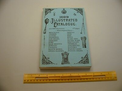 Book 606 – Busiest House in America Illustrated Catalogue 1889
