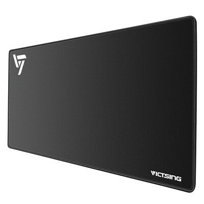 VicTsing Gaming Mouse Pad Large Mousepad Mat Water-Resistant Non-Slip Rubber XL