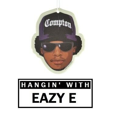 Hip Hop Air Freshener - Eazy-E