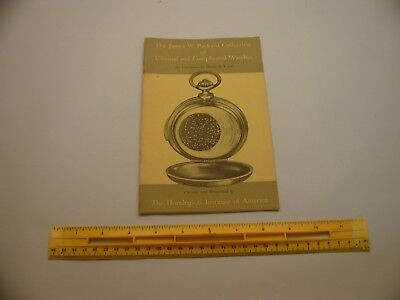 Book 608 – The James W. Packard Collection of Unusual and Complicated Watches
