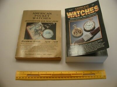 Book 610 – Lot of 2 watch price guides