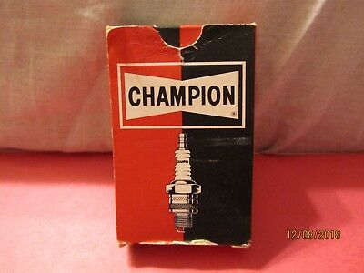 Belgium Complete Deck of Champion Spark Plugs Playing Cards w/Box by Carta Mundi