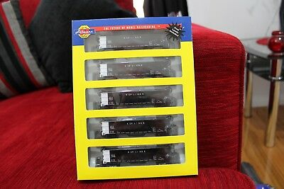 "N-Scale ATHEAN "" Coal Wagons""  ( pack of 5 )"