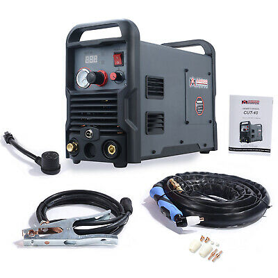 Amico 40 Amp Plasma Cutter, Pro. Cutting machine, 110/230V Dual Voltage CUT-40