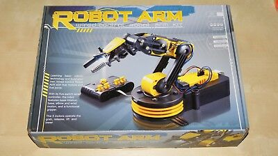 Robot Arm - Wired Control Robot Arm Kit -New