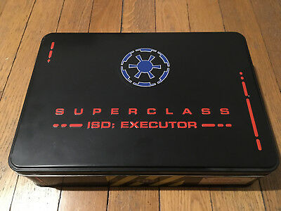 Coffret Star Wars SUPERCLASS- ISD : EXECUTOR