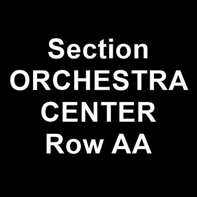 2 Tickets Amy Grant 5/3/19 Carmel, IN