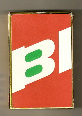 Braniff Playing Cards - 1970's - Learn Spanish
