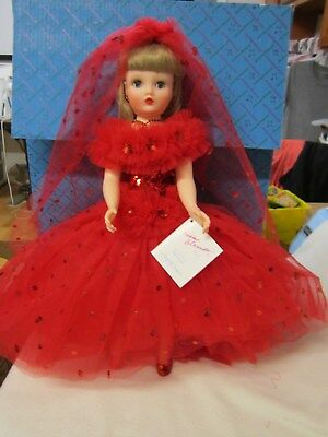 Madame Alexander Doll Rare Cissy by Scassi