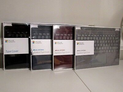 Microsoft Surface Pro Type Cover Keyboard for Surface Pro3, 4, 5, 6