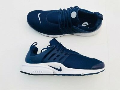 best authentic 4eb40 e3e06 Nike Air Presto Essential Shoes 848187-402 Binary Blue White Men s Size 9