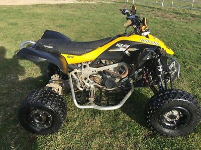 Can-Am DS 450 XMX