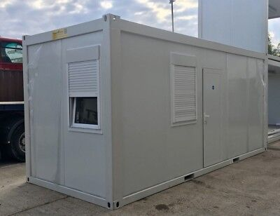 Modular office building, Classroom or Treatment Room.