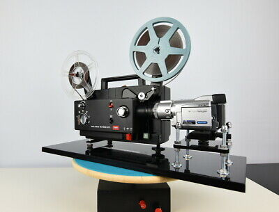 Telecine Transfer Unit ELMO K-100 SM - NORMAL8 and SUPER8 (DUAL)