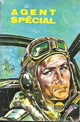 petit format AGENT SPECIAL n° 20--LE SCARABEE D'OR--Editions EDI-EUROP 08/1967