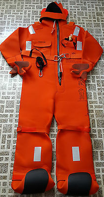 AQUATA Immersion Suit ARO V20 Op 185 with Head support *FREE SHIPPING*