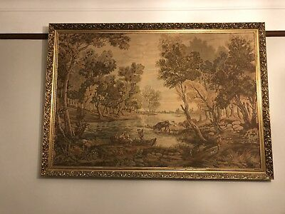 French tapestry wall Frame