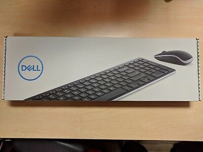 Dell Wireless Keyboard And Mouse Km714 Qwerty 38 00 Picclick Uk