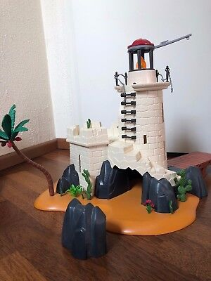 """PLAYMOBIL® 4294 - Piraten - Soldatenbastion mit Leuchtturm"" PLAYMOBIL®.."