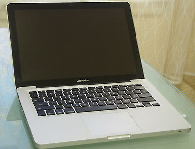 "Apple MacBook Pro Early 2011 13.3"" 2.3GHz Intel Core i5 320GB HDD"