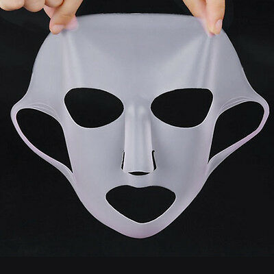 Waterproof Silicone Face Moisturizing Mask For Sheet Mask Cover Skin Care nice