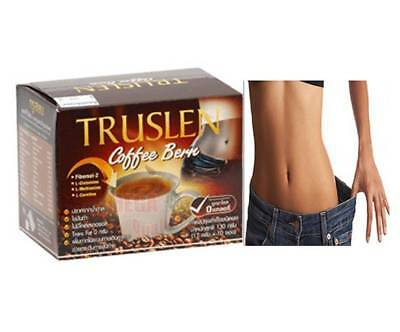 TRUSLEN Coffee Bern Instant Slimming Coffee Weight Management No Calories 1 Box