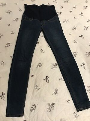 Maternity Jeans Size 10 H&M Skinny fit