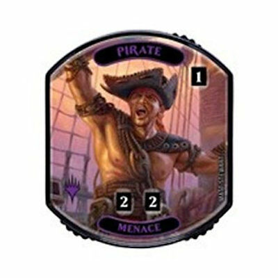 Lineage Collection Near Mint Pirate Token Foil Relic Token