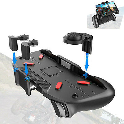 Gaming Joystick Gamepad ABS Handle For PUBG L1R1 Shooter Controller Phone Games