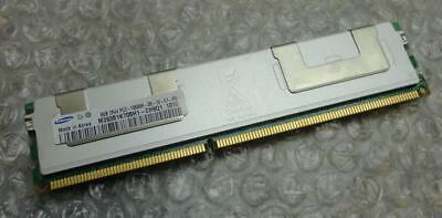 8GB Samsung HP 500205-571 PC3-10600R 1333MHz Reg 2Rx4 DDR3 ECC Server Memory RAM