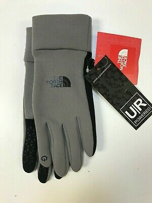 Brand New! The North Face ETIP Women's Gloves - Pache Grey