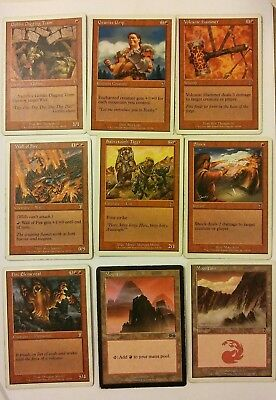 Magic The Gathering 9 cards