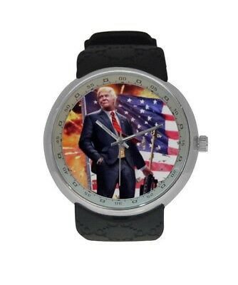 Collectible Unique President Donald Trump Watch Brand New Watches Free Shipping