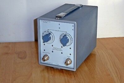 Marconi UHF Variable Attenuator TF2163S DC - 1GHz 0 - 142dB in 1dB steps