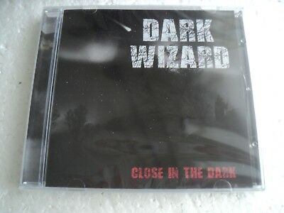 DARK WIZARD - Close in the Dark -  DUTCH HEAVY METAL BAND  - CD/ Sealed