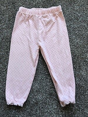 F&F Girls Leggings 6-9months