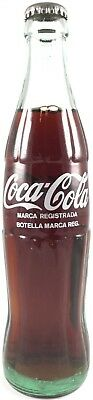 Unopened Dominican Rep. Coca-Cola ACL bottle 284 ml