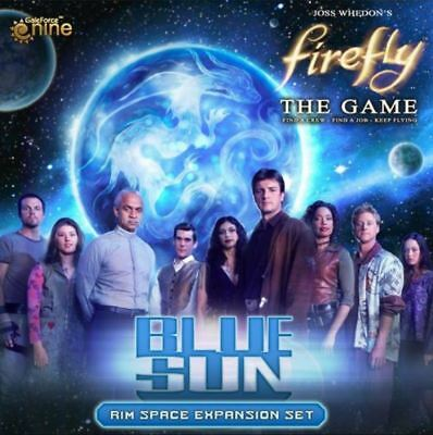 Firefly - The Game - Blue Sun - Rim Space Expansion Set
