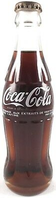 Luxembourg 1980 Coca-Cola ACL bottle 190 ml w/original cap