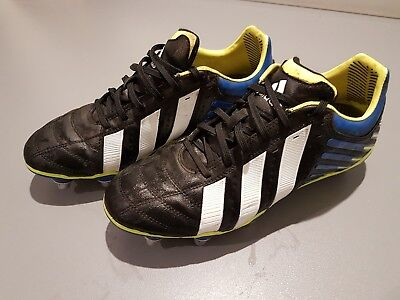 Adidas Kakari Rugby Boots Size 8.5