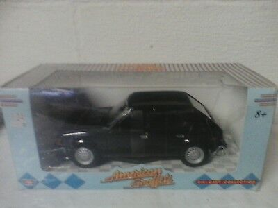 1985 Dodge Omni glh Motormax diecast 1/24 black  American Graffiti collection
