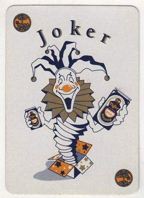Single Joker Playing Card - Jack in the Box (Tiger Beer)