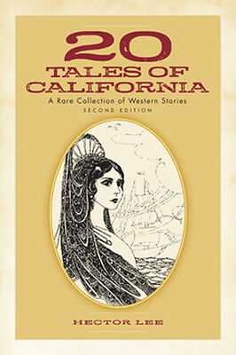 Bulk sale: 4 new books  20 Tales of California: Rare Collection Western Stories