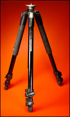 Manfrotto 190XB 3 Part Section Aluminum Tripod-Used
