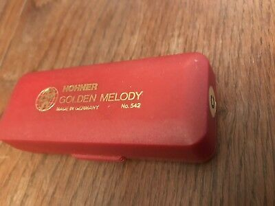 Vintage Harmomicas - Hohner Golden Melody and Little Lady
