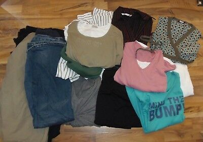 Huge bundle of Maternity clothes, Next, Mothercare, Size 12 -14. 20 items